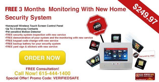 Home Alarm Company Lakewood Tn