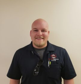 Grant Darden - Service Manager